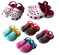 Kids Slip on Outdoor Indoor Clog Slippers Shoes Beach Slip on Sandals