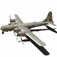 1:47 B-29 Super Aerial Fortress Bomber Aircraft DIY Kids Kit Toy 3D Model I2O6