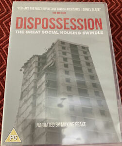DISPOSSESSION: The Great Social Housing Swindle - Narrated By Maxine Peake EB13