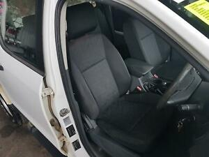 MAZDA BT50 FRONT SEAT RH FRONT (BUCKET SEAT TYPE), UP, CLOTH, XT, AIRBAG TYPE, W
