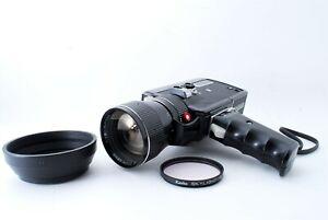 Excellent+++++ Elmo Super 110 8mm super8 Cine Movie Film Camera From JAPAN