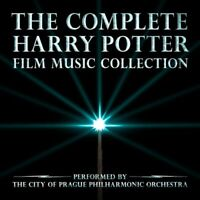 City Of Prague Po - Complete Harry Potter Collecti [CD]