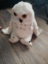 """NWT Wild Republic 12"""" Snowy Owl Stuffed Animal Plush NWT"""