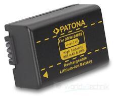 Akku Batterie accu battery für Panasonic Lumix DMC-FZ100, DMC-FZ150