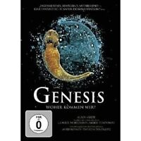 GENESIS  DVD NATUR DOKUMENTATION NEU +++++++++++++++