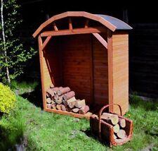 Gartenschränke aus Holz mit bis zu 14mm Wandstärke