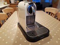 Nespresso Magimix coffee machine -no aeroccino module