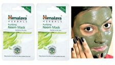 Himalaya Purifying Neem & Tumeric Pack/Face Mask, Normal to Oily Skin (4 x 8g)