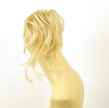 postiche chignon chouchou cheveux blond doré méché blond très clair  22/24bt613
