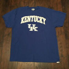 Kentucky Wildcats Majestic Section 101 Team logo T Shirt Size XL