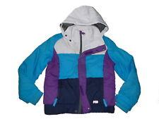 Protest tolle Ski Jacke Gr. 140 lila-blau-weiß !!