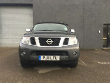 Extended/Double Cab Navara Manual Commercial Vans & Pickups