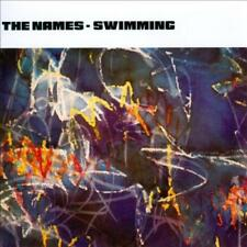 THE NAMES - SWIMMING NEW CD