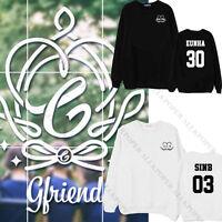 Kpop GFRIEND Season of Glass New Album Sweater Unisex Hoodie Long Sleeve So Won