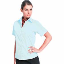 Short Sleeve Blouses White Tops & Shirts for Women