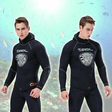 5MM Anti-uv Traje De Buceo Winter Snorkeling Swimming Traje De Neopreno Tops Más