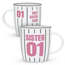 Best Sister Ever Gift Coffee Mug Birthday Gift Unique Christmas Gifts For Her