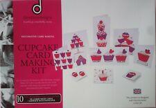 Card Making Kit Cupcakes