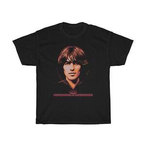 George Harrison Unisex Heavy Cotton T-Shirt Size S to 2XL
