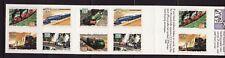 Australia Scotts #1335b booklet of 10 Trains Mnh