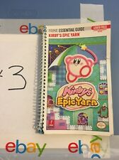 Kirby's Epic Yarn - Prima Essential Guide : Prima Official Game Guide by Prima G