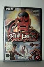 JADE EMPIRE SPECIAL EDITION GIOCO USATO PC DVD VERSIONE ITALIANA ML3 42335