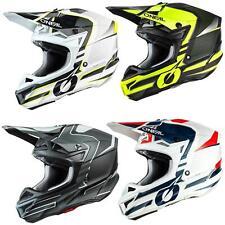 O'Neal 5SRS Polyacrylite Sleek Moto Cross Helm MTB Gelände Fullface Offroad