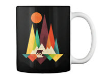 Quality Mountain Bear Gift Coffee Mug Gift Coffee Mug