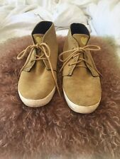 Women's Suede Athletic Shoes