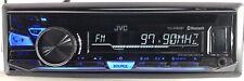 JVC KD-SR82BT CD Receiver Bluetooth Front USB Fully Tested!