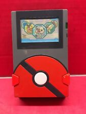 Pokemon Black White Pokedex Lifesize Toy Japan USED Not Tested 2011 Tomy