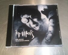 TOM WAITS Bone Machine: The Operator's Manual =EXC+ PROMO ONLY PRCD 6743-2 CD=