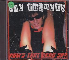 THE RUINERS - how's that grab ya CD