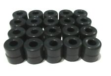 12 PR SILICONE TIRES FITS AURORA T-JET TUFF ONES NEW BLEMS SLOT CAR HO SCALE
