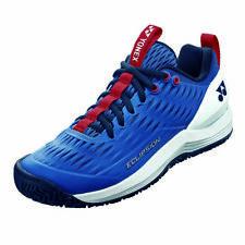 Yonex Tennis Shoes 3-Layer Power Cushion ECLIPSION 3, All Courts Blue/white