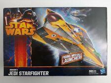 Star Wars Revenge of the Sith Anakins jedi starfighter Hasbro 2005 Neuf dans sa boîte