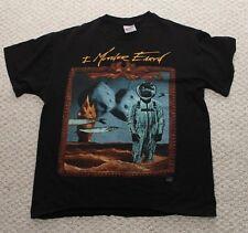 I Mother Earth Tour Shirt - Mens Large Vintage 90's Backstage Pass