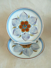 """Chatsworth by Denby Langley  England  2 Bread & Butter Plates   6 3/4"""""""