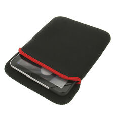 Housse pour Tablette Sony Xperia Z SGP311 Néoprène poche, couverture noir