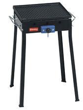 FERRABOLI BARBECUE A GAS Ghisa Gas Mono 50x49x70 nero 1 fuoco GPL art.90