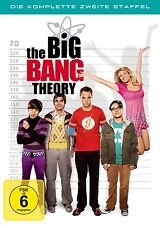 THE BIG BANG THEORY, Staffel 2 (4 DVDs) NEU+OVP