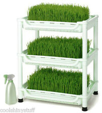 Sproutman's Soil-Free Wheatgrass Grower Sprouter SM-350