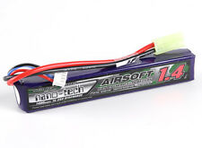 RC Turnigy nano-tech 1400mah 2S 15~25C Lipo AIRSOFT Pack