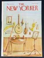 COVER ONLY ~ The New Yorker Magazine, May 21, 1979 ~ Paul Degen