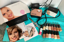 LUMINESS AIR Legend AIRBRUSH System Rose Gold Makeup Silk w/ foundations