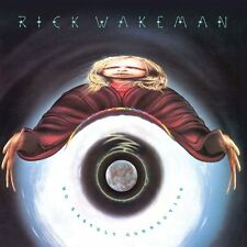 RICK WAKEMAN - NO EARTHLY CONNECTION - NEW CD ALBUM