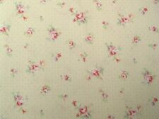 Cottage Shabby Chic Lecien Rococo & Sweet Small Floral 31863L-10 Pearl BTY