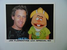 """Crank Yankers"" Jim Florentine Hand Signed 10X8 Color Photo Todd Mueller COA"