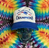 Men's Vintage 1996 Eastern Champions New England Patriots Snapback Hat OS