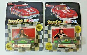 Lot of 2: 1992 Racing Champions 1:64 Scale Kyle Petty #24 Pontiac Grand Prix Car